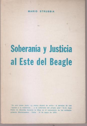 soberania y justicia al este del beagle mario strubbia