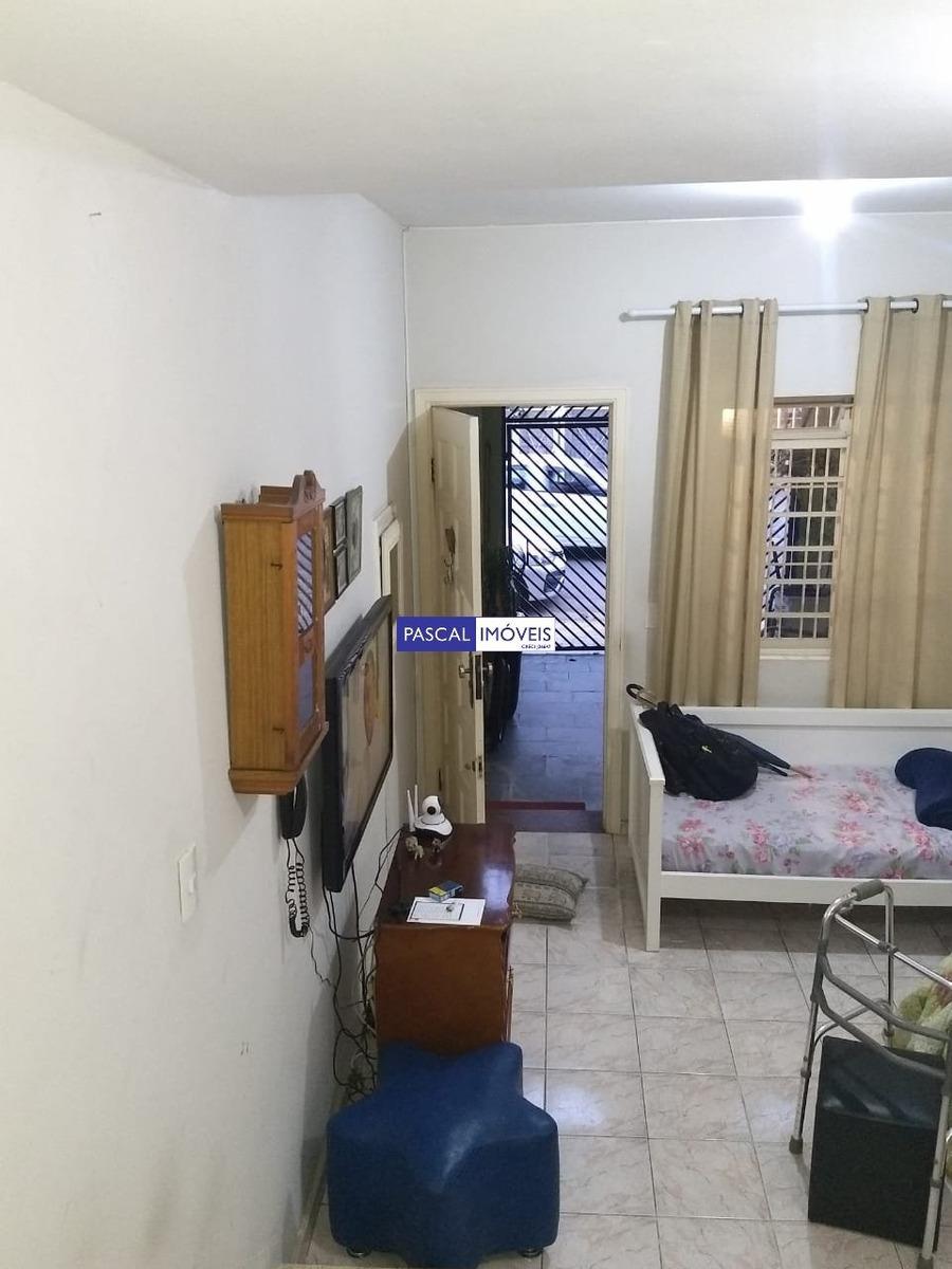 sobrado 02 dormitorios campo belo - v-13761