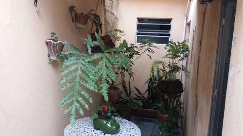 sobrado 03 dormis, escritório, com quintal e edícula paraíso/vila mariana - 226-im304936