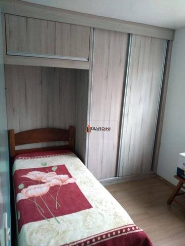 sobrado-03 dorms - 01 suite-02vagas-161 m² -jardim camila - so0138