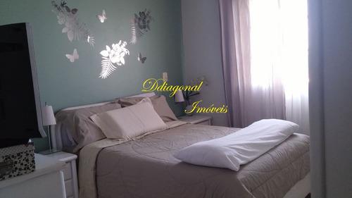 sobrado 03 dorms com ar condicionado (01 suite).