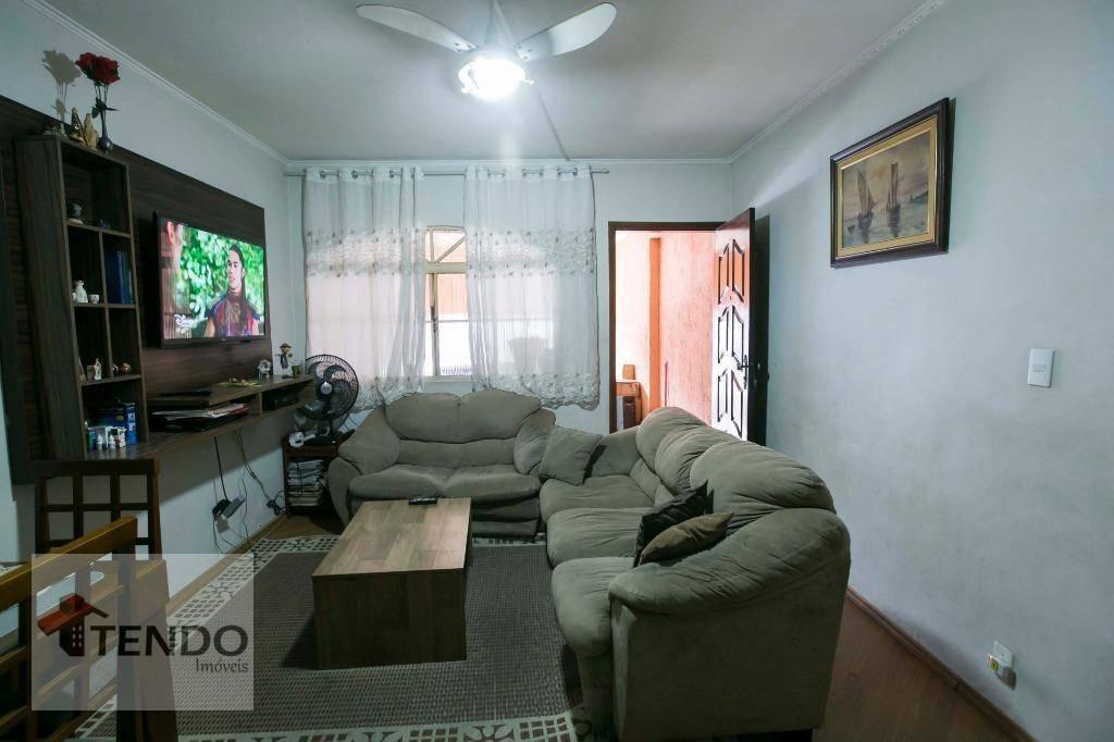sobrado 118 m² - 2 dormitórios - jardim santo ignácio - são bernardo do campo/sp - so0131