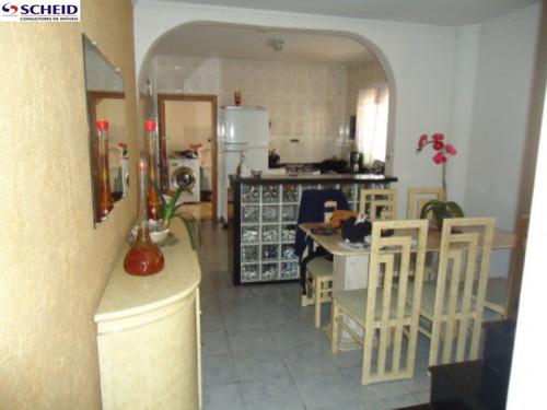 *sobrado 180 m² com 3 dorms, 1 suíte, 6 banheiros, 2 vagas!* - mc852