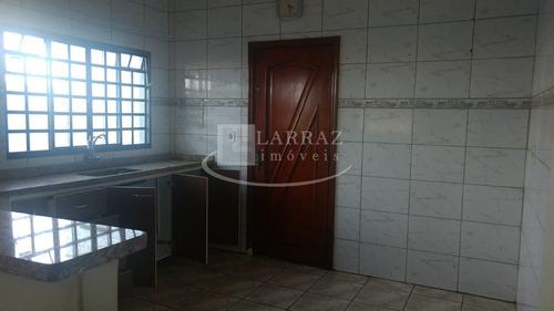 sobrado, 2 casas + salao comercial, para venda no parque ribeirão, casa de esquina em uma area construída de 238 m2 - ca00824 - 34103489