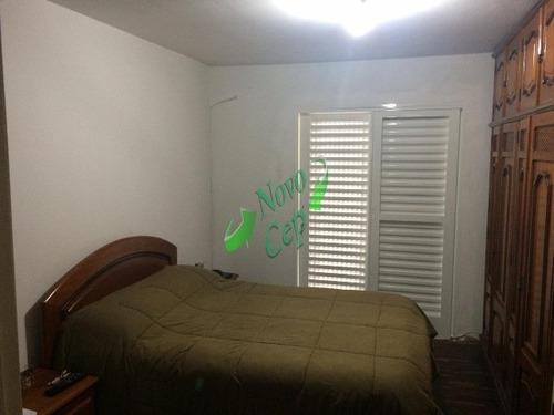 sobrado 2 dorm - condomínio fechado. - ca00029