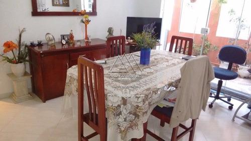 sobrado 2 dormitorios (1 suite), 2 vagas com porta - v-895