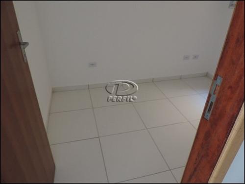 sobrado - 2 dormitórios - 1 vaga - aricanduva - pc464