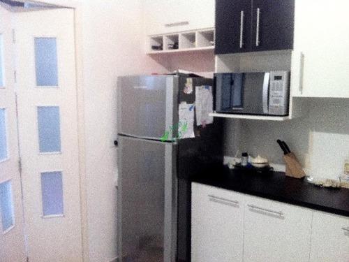 sobrado - 2 dormitórios  - ca00037