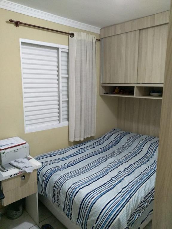 sobrado 2 dormitórios em condominio no jardim adriana. - so0164
