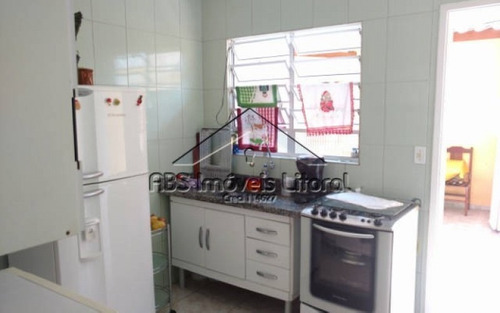 sobrado 2 dormitórios em mongaguá - sp - sob 753
