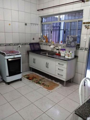 sobrado 2 dorms,cozinha planejada - ref: 78839