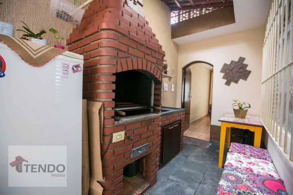 sobrado 274 m² - 4 dormitórios - 2 suítes - vila rosa - são bernardo do campo/sp - so0134