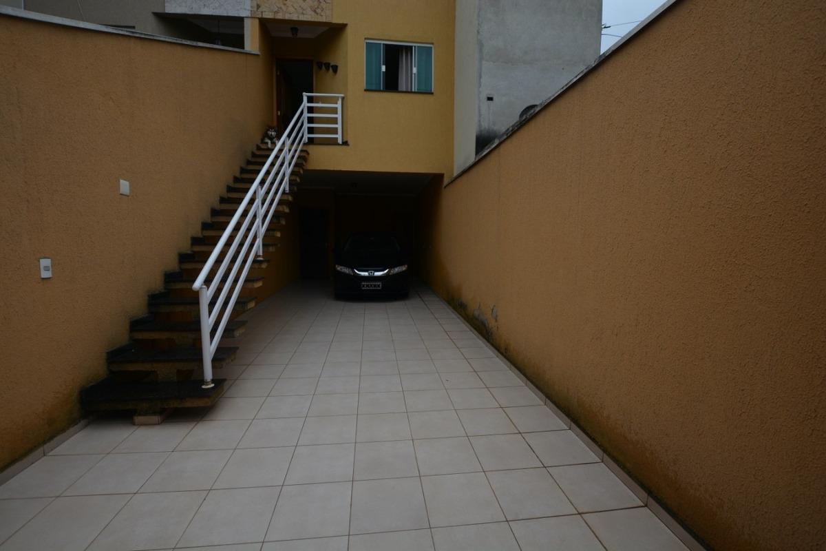sobrado 3 dormitórios (1 suite), 3 vagas pq das nações