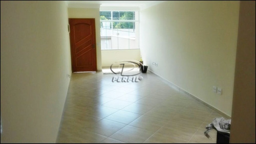 sobrado - 3 dormitórios - 2 vagas - pc537