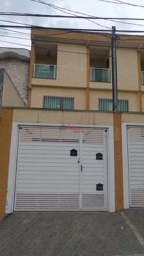 sobrado 3 dormitórios ótimo acabamento na cidade líder $429.500 - v7189