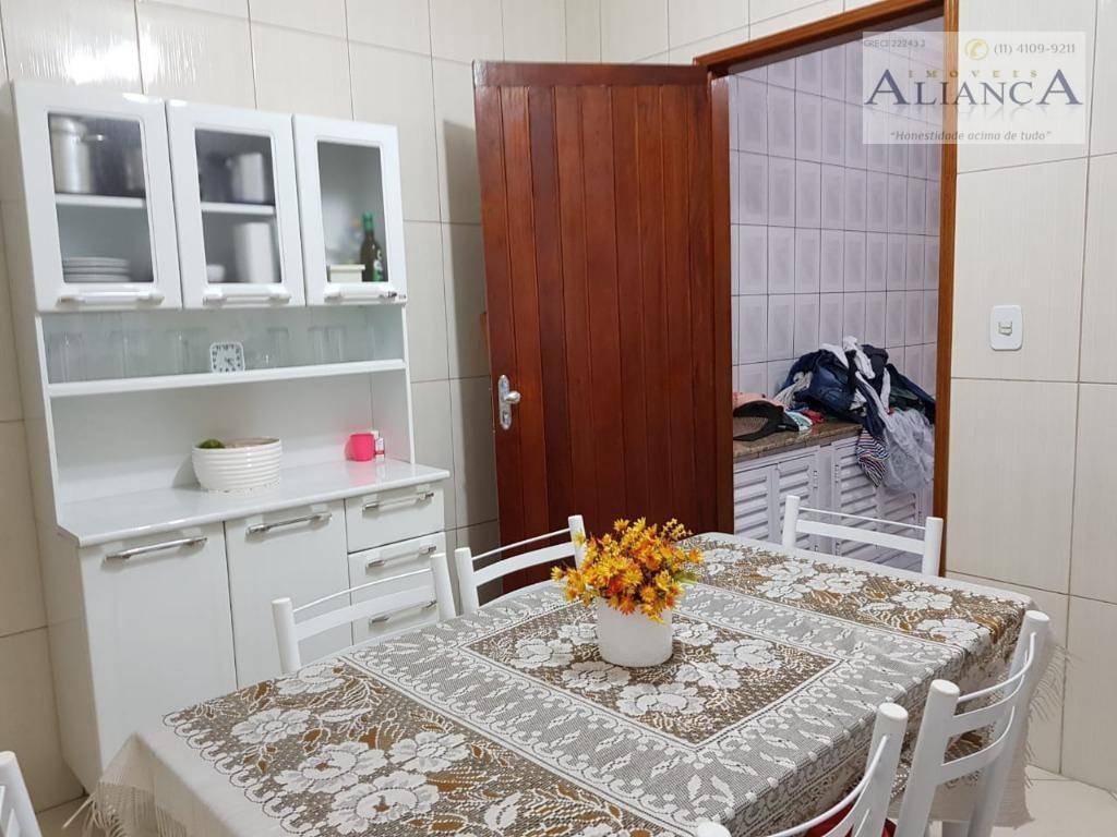 sobrado 3 dormitórios à venda, 182 m² por r$ 580.000 - jardim independência - são bernardo do campo/sp - so0484