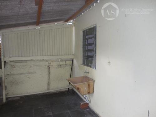 sobrado 3 dorms, garagem, jd maringá - codigo: so0734 - so0734