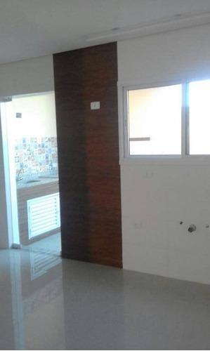 sobrado 3 suites ( novo - 4 vagas ) à venda, 196,00 m² por r$ 750.000 - jardim santo ignácio - são bernardo do campo/sp - so0174