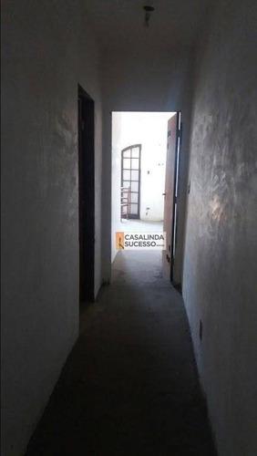 sobrado 395m² c/ 2 casas 3 e 1 suítes 2 vagas próx. à rua ibitiguaçu - so0698 - so0698