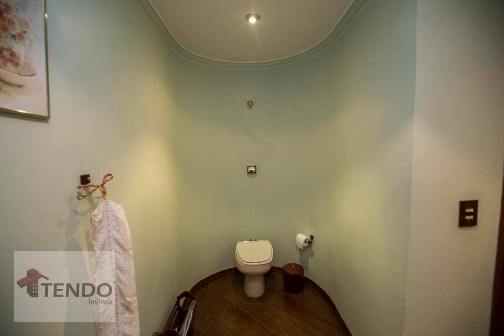 sobrado 580 m² - 4 dormitórios - 4 suítes - parque dos pássaros - são bernardo do campo/sp - so0094