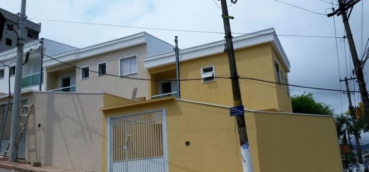 sobrado 82 m², 3 dormitórios, vila tibiriçá- 2 vagas  - 1183