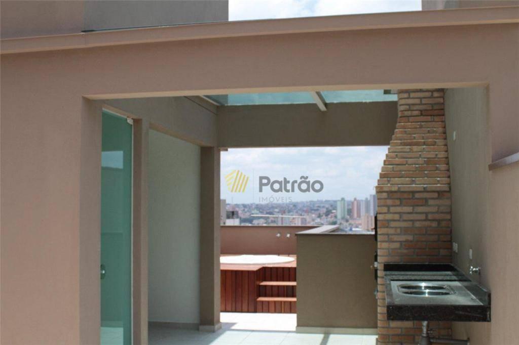 sobrado a venda 232 m² alto padrão, campestre, santo andré. - so0012