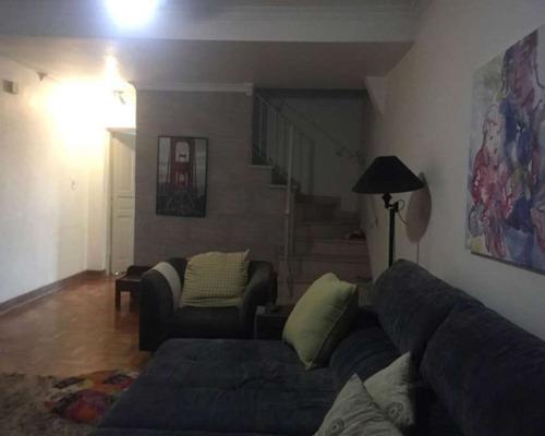 sobrado a venda - 247m, 3 dorm sendo 1 suite, sala mapla , quintal e edicula , 2 vagas - prox ao metro parada inglesa - v2425 - 34282324