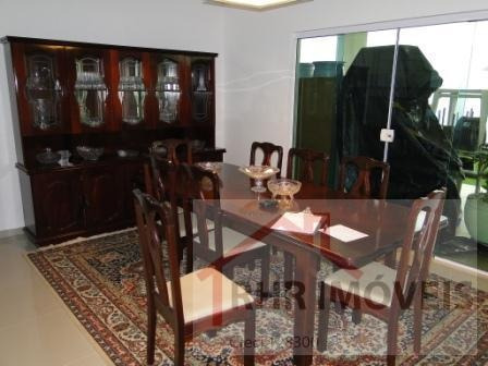 sobrado a venda em mogi das cruzes, vila oliveira, 4 dormitórios, 4 suítes - 073