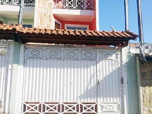 sobrado a venda em são paulo, cidade patriarca, 3 dormitórios, 1 suíte, 3 banheiros, 4 vagas - 6820