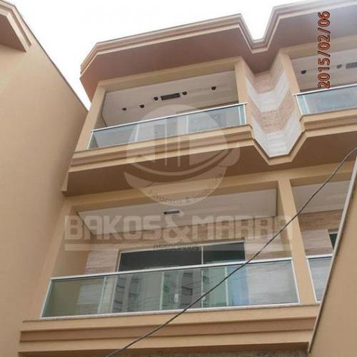 sobrado a venda em são paulo, vila mangalot, 3 dormitórios - 593118