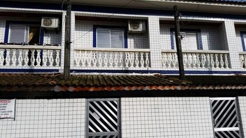 sobrado a venda em são vicente, esplanada dos barreiros, 2 dormitórios, 1 banheiro, 1 vaga - s02/75