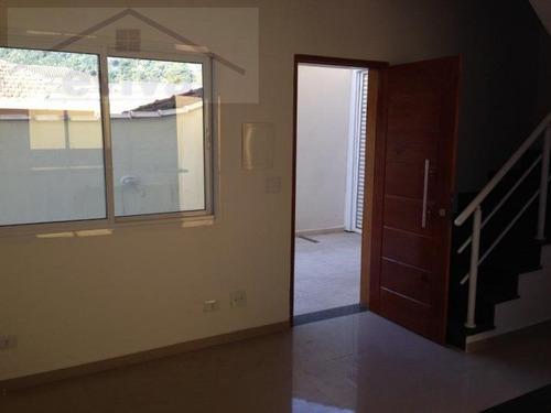 sobrado a venda em são vicente, voturuá, 2 dormitórios, 1 suíte, 1 banheiro, 1 vaga - st03/15