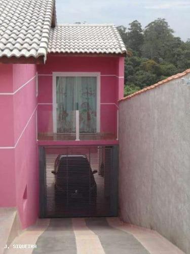 sobrado a venda em suzano, jd. do bosque, 2 dormitórios, 1 suíte, 2 banheiros, 5 vagas - 0085