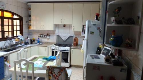 sobrado a venda em suzano, jd saude, 3 dormitórios, 1 suíte - 0055