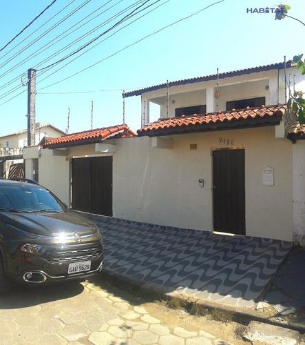 sobrado a venda no bairro cibratel ii em itanhaém - sp.  - 1464-1