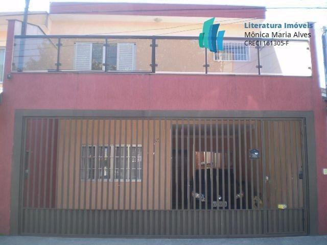 sobrado a venda no bairro independência em são bernardo do - 166-1