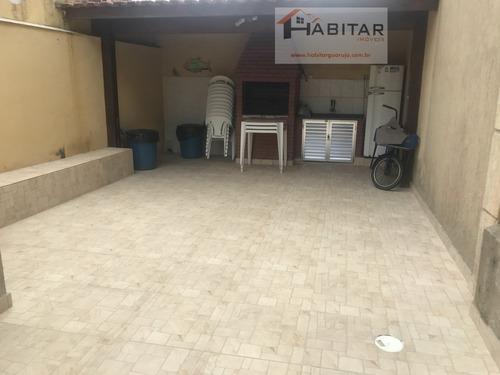 sobrado a venda no bairro jardim helena maria em guarujá - - 1258-1