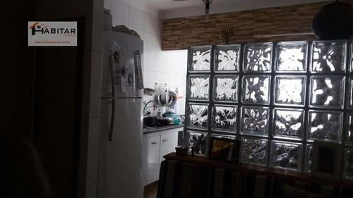 sobrado a venda no bairro jardim las palmas em guarujá - - 718-1