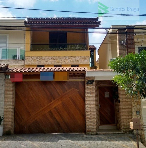 sobrado a venda no bairro jardim regina em são paulo - sp.  - 286-1