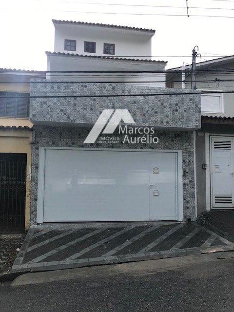 sobrado a venda no bairro nova petrópolis em são bernardo - 140-1