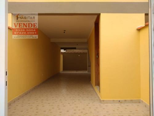 sobrado a venda no bairro vicente de carvalho em guarujá - - 1322-1