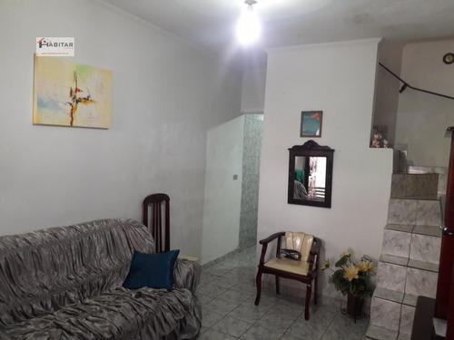 sobrado a venda no bairro vicente de carvalho em guarujá - - 719-1