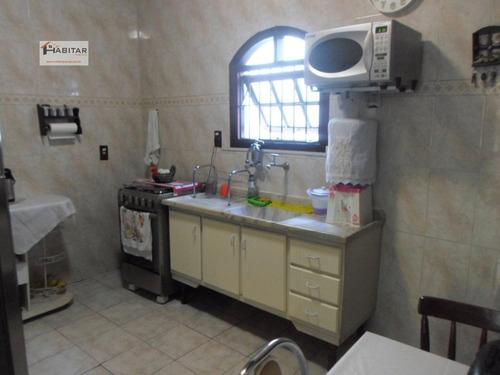 sobrado a venda no bairro vila santa rosa em guarujá - sp.  - 295-1