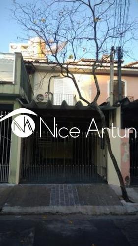 sobrado a venda, vila guaca - 02 dorms, 01 vaga,  excelente localização - na10927