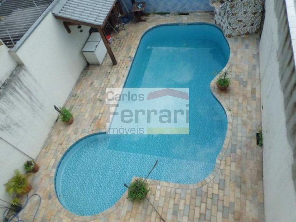 sobrado agua fria com piscina. - cf3202