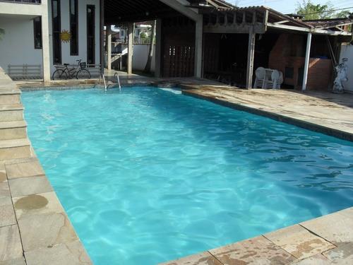sobrado alto padrão no guarujá, 5 dorm sendo 5 suítes, 10 vagas, piscina ampla, aceita permuta - guarujá - ra5gj27as - ra5gj270s - 33332120