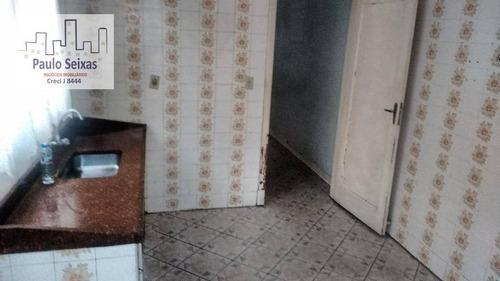 sobrado bem localizado comercial ou residêncial - so0042