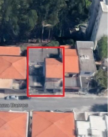 sobrado c/2 dormitórios - jd pinheiros - antonio/silva76936