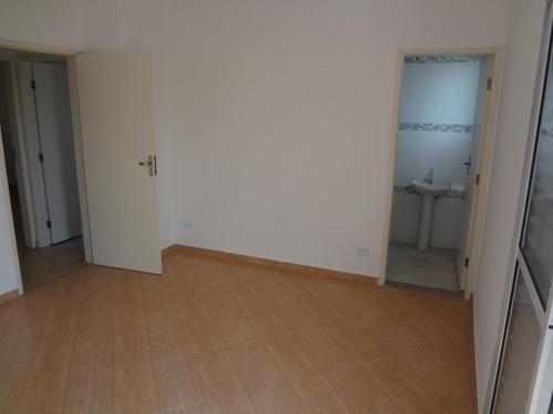 sobrado casa 1 novo são vicente centro c/ 3 quartos 1 vaga