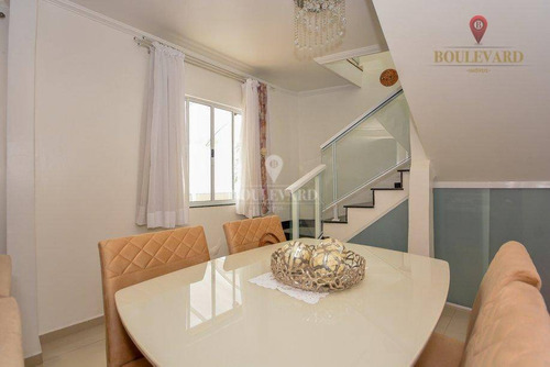 sobrado / casa em condomínio  3 quartos 2 vagas vende no guabirotuba - so0115